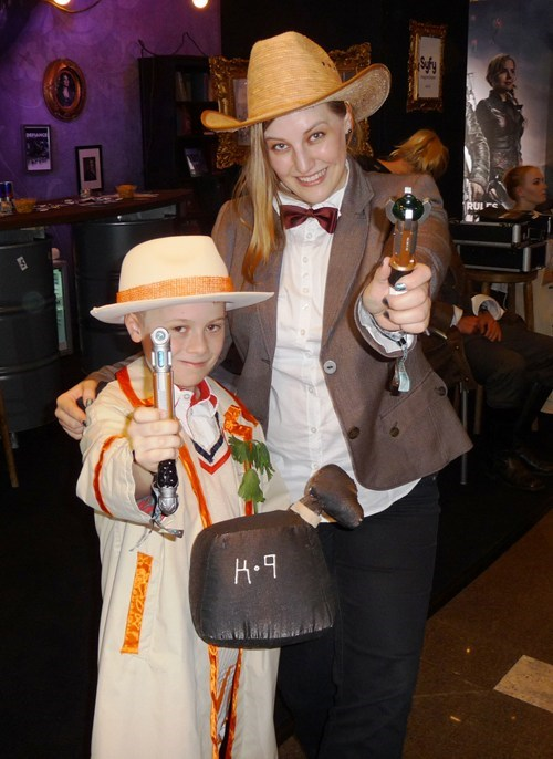 classic who cosplay cute 11th Doctor k9 - 7775063552