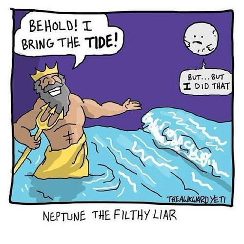 liar moon gods neptune funny - 7776235776