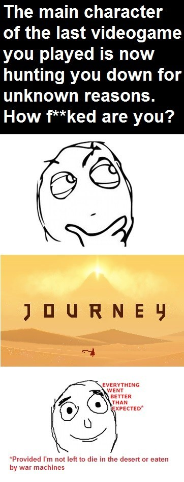 journey main characters video games