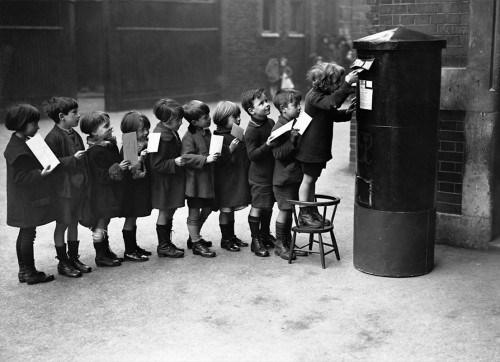 kids parenting mail funny vintage - 7776874496
