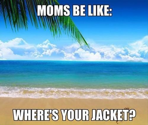 jacket kids moms parenting funny g rated - 7776880640