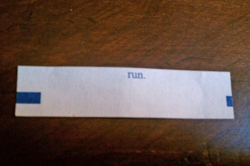 run,fortunes,fortune cookies