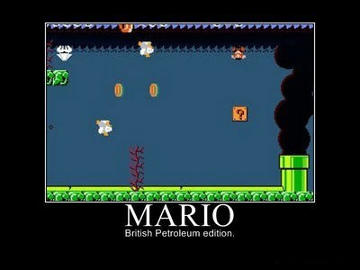 bp oil video games mario funny - 7777217792