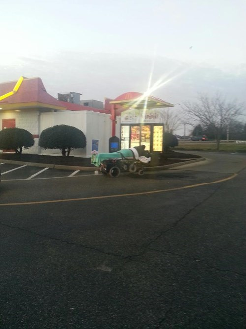 McDonald's what funny - 7777300224