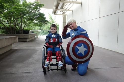 cosplay,restoring faith in humanity week,captain america
