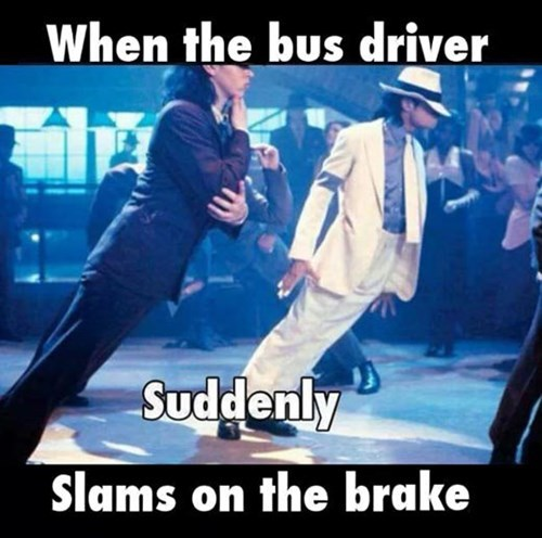 lean,michael jackson,mj,bus,brakes