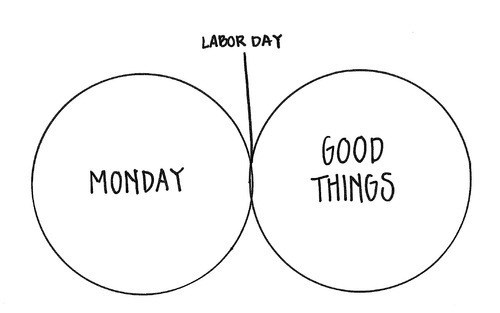 labor day,good,monday