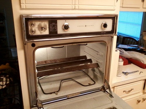 funny oven there I fixed it - 7777501696