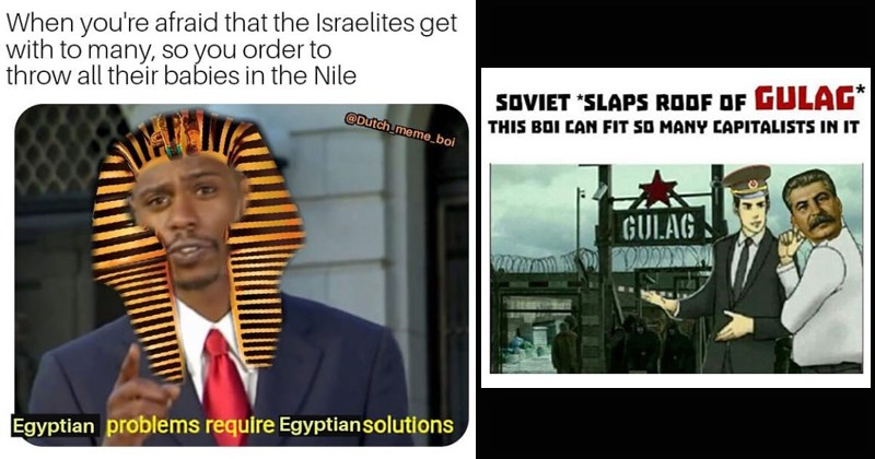 history memes history soviet union allies funny memes Historical world war II world war i ancient history dave chappelle twentieth century eric andre - 7778309
