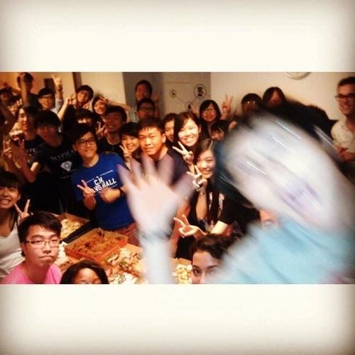 photobomb blurry funny - 7778691072