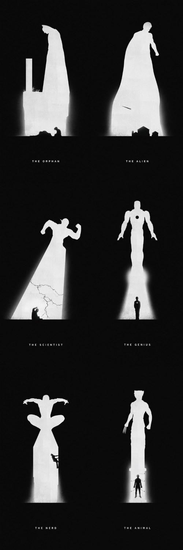 iron man superheroes batman Spider-Man wolverine superman flash - 7778769664