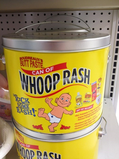 product naming,whoop ass,whoop rash