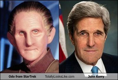 odo totally looks like John Kerry Star Trek funny - 7778882816