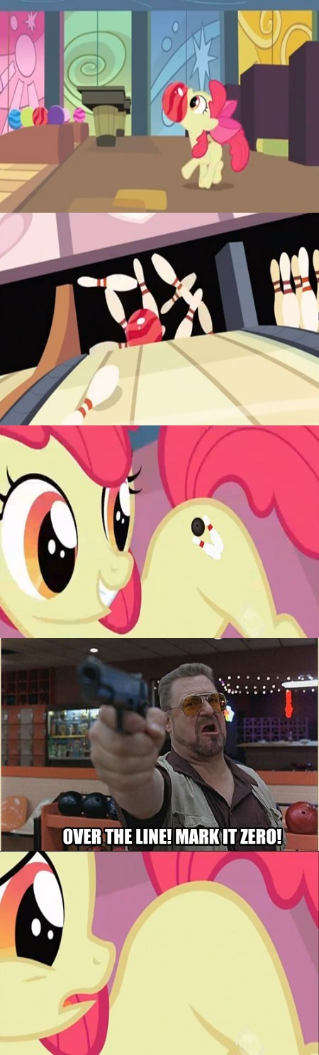 my little pony walter bowling funny - 7778914304