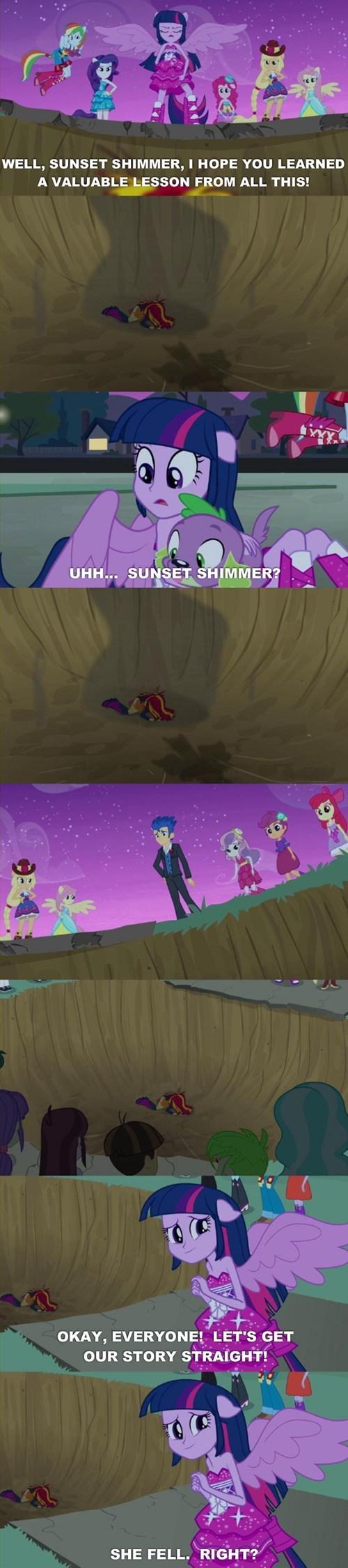 dead lol equestria girls sunset shimmer - 7779300608