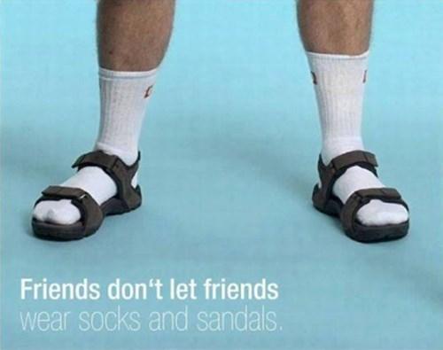 socks psa sandals - 7779486976