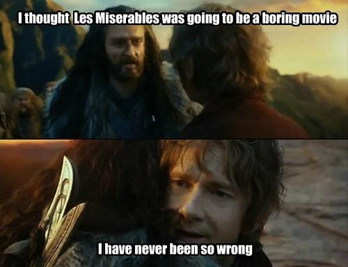 Thorin Likes Les Miserables Memebase Funny Memes