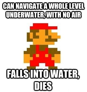video game logic,mario,nintendo
