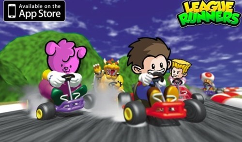 knockoff - Cartoon - LEAGAJE UNNERS Available on the App Store