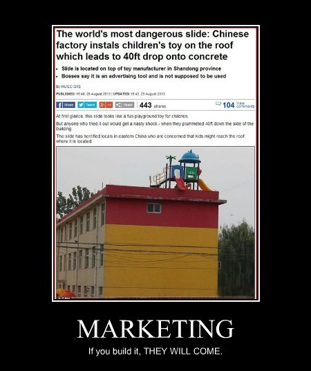 marketing slide kids funny - 7780713984