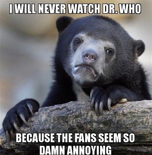 Memes,doctor who,Confession Bear