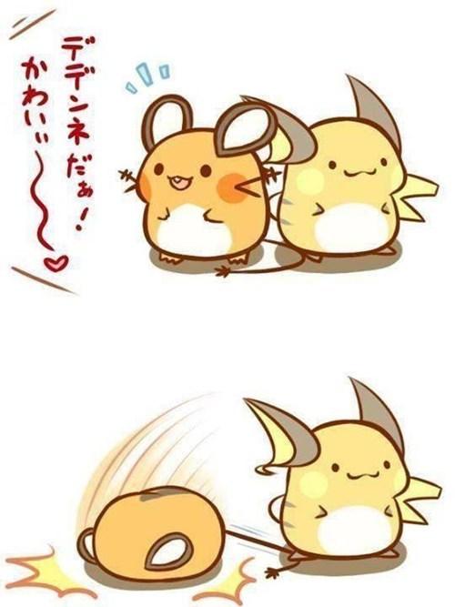 comics,pikachu
