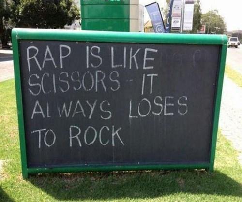 rock,rap,puns
