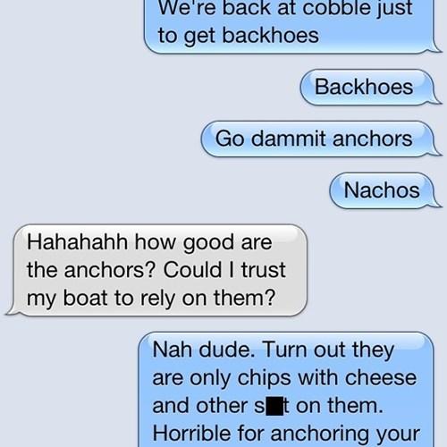 autocorrect,nachos,text,funny