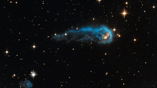 cosmic caterpillar science hubble Telescope - 7782293760
