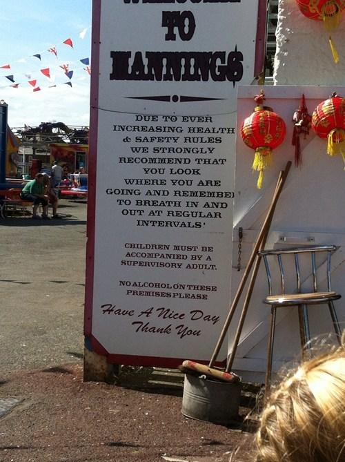 sign fair Carnival funny - 7782358528