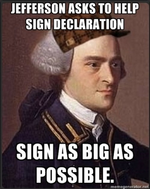 jefferson,scumbag,history,funny