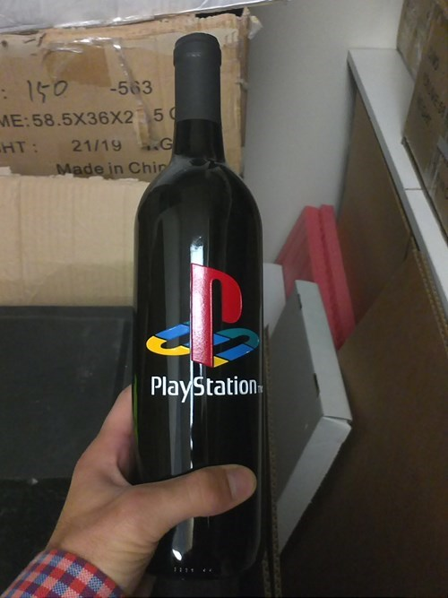 playstation wine video games funny after 12 g rated - 7782563328