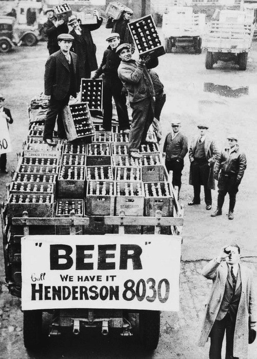 beer henderson advertisements bottles - 7782663680