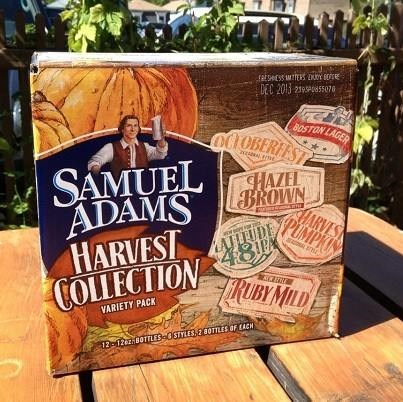beer samuel adams seasons funny fall - 7782683392
