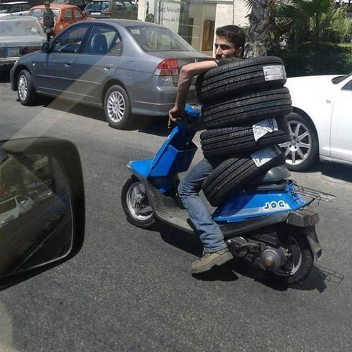 wtf,tires,scooters,funny