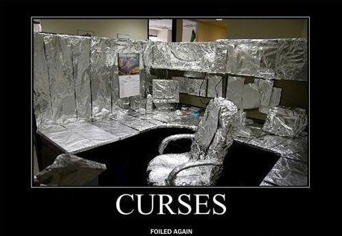 Nemesis curses foil funny