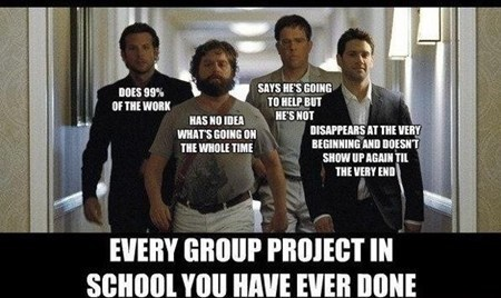 school,sad but true,The Hangover,funny