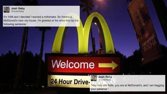 customer service FAIL list McDonald's food - 778501