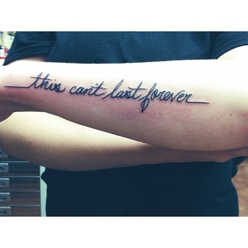 text tattoos funny - 7785236992
