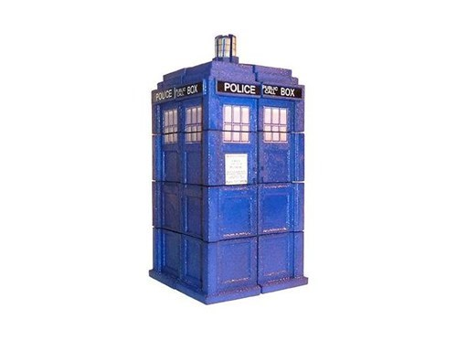 tardis for sale doctor who rubiks cube - 7786385408