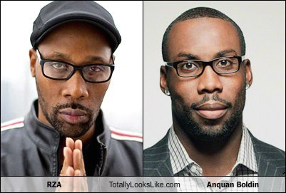 RZA anquan boldin glasses totally looks like wu tang funny - 7786469632