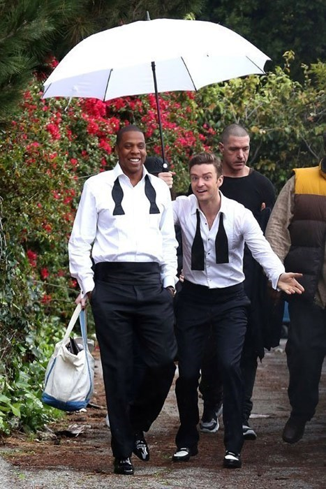 Music jayz Justin Timberlake celeb - 7787889408