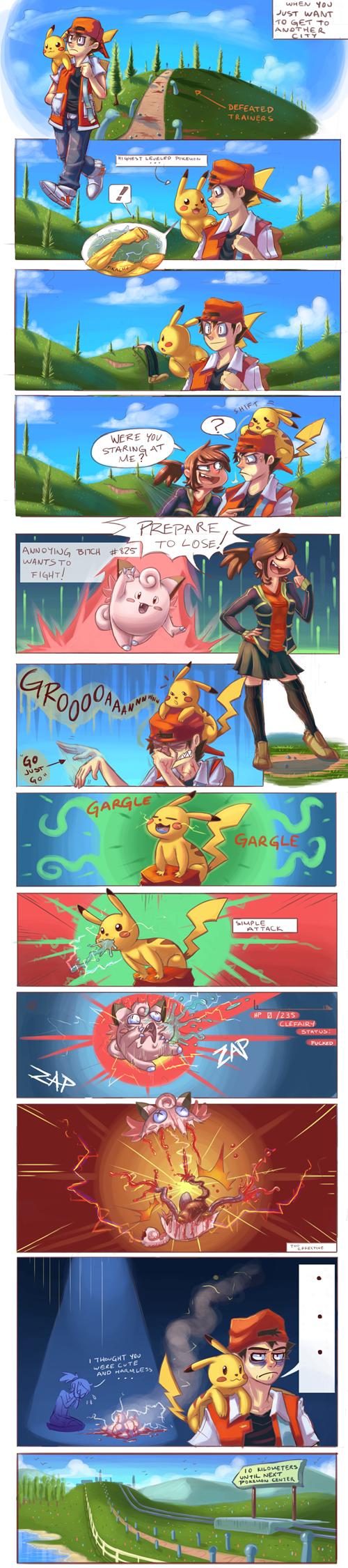 Pokémon comics battling - 7788124672