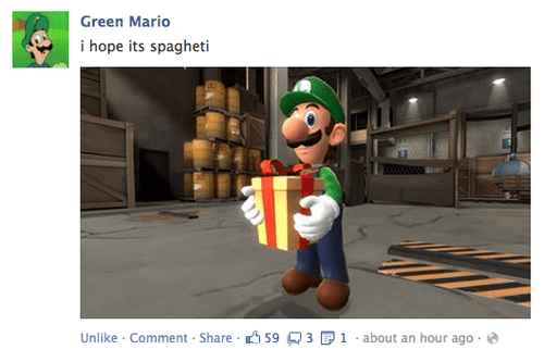 the year of luigi,luigi,mario,wat