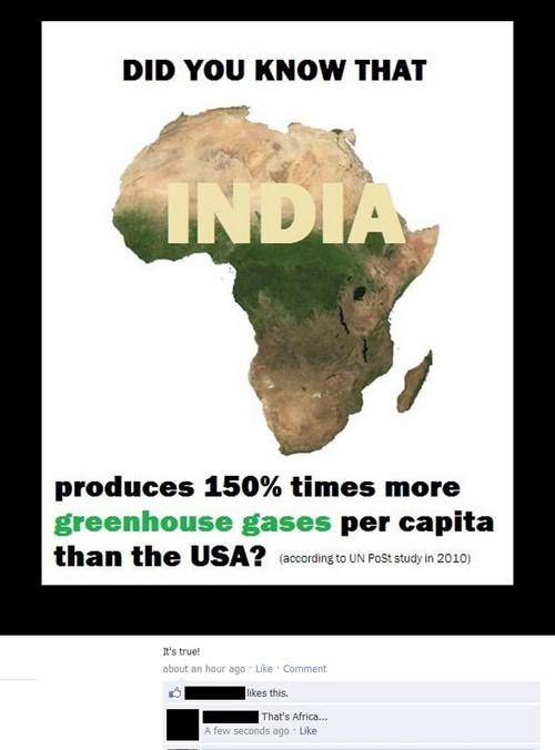 africa geography fail india geography