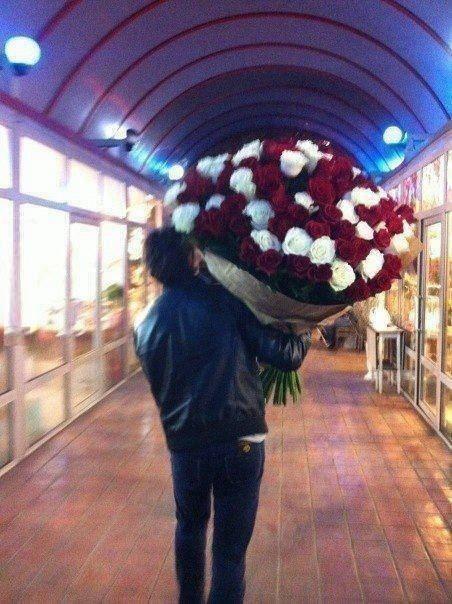 bouquet girlfriend flowers funny - 7788447232