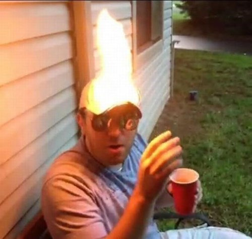 fire what genius hat funny - 7788451328