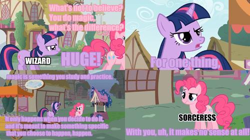 sorceress my little pony wizard - 7788526848