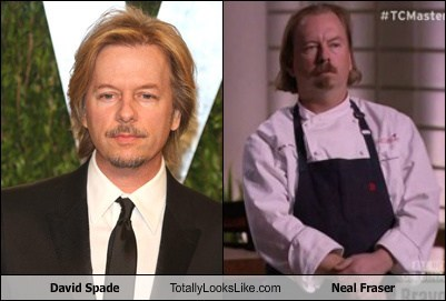 neal fraser,totally looks like,funny,david spade