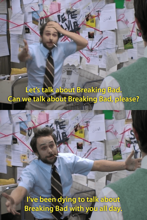 its always sunny in philadelphia breaking bad charlie day - 7790100480
